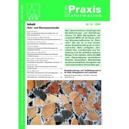 BFW-Praxisinfo 18/2009
