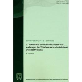 BFW-Berichte 144/2012