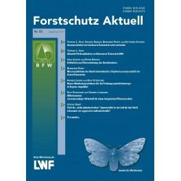 Forstschutz Aktuell 50/2010