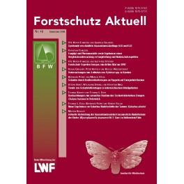 Forstschutz Aktuell 48/2009