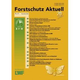 Forstschutz Aktuell 47/2009