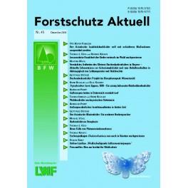 Forstschutz Aktuell 45/2009