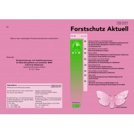 Forstschutz Aktuell 38/2007