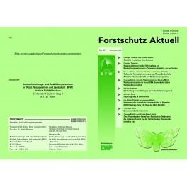Forstschutz Aktuell 37/2006