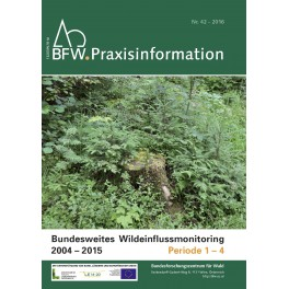 BFW-Praxisinformation 42/2016